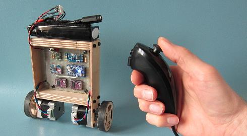 Your Arduino Balancing Robot (YABR)